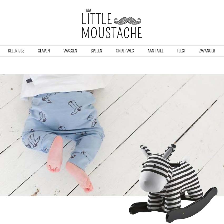 Little Moustache
